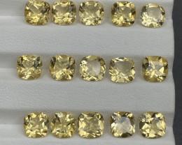 20.13 CT Citrine Gemstones parcel