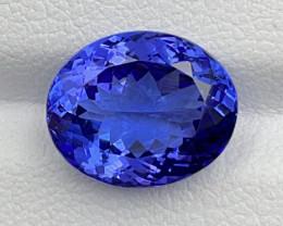 5.36 CT Tanzanite Gemstone