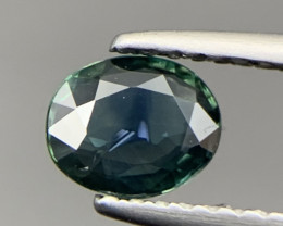 0.60 Ct Untreated Excellent Bi-Color Sapphire. Sp-86497