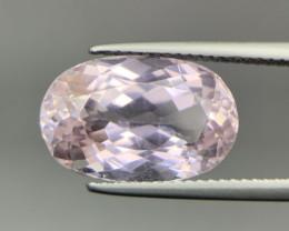 9.35 Cts Excellent Genuine Pink Kunzite. Knz-89476