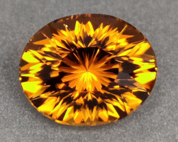 10.55 CTS  EXCELLENT LUSTER  NATURAL TOURMAILNE