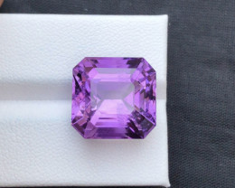 AAA Cut & Color 16.50 ct Untreated Amethyst