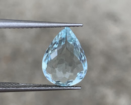 2.32 Cts Natural Aquamarine Gemstone