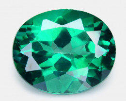 *NoReserve*Topaz 6.45 Cts Green Natural Gemstone