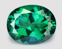 *NoReserve*Topaz 6.36 Cts Green Natural Gemstone