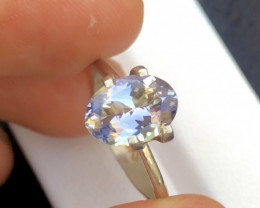 Natural Tanzanite 1.90Ct Color Top Quality ~ Gorgeous 1