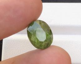 10.70 Ct Natural Beautiful Rutile Peridot Gemstone