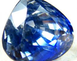 6 X 6 MM BI BLUE COLOUR SAPPHIRE 1.95 CARATS  TW 1102