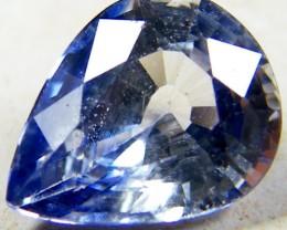 7 X 5 MM BI BLUE COLOUR SAPPHIRE 0.90 CARATS  TW 1108