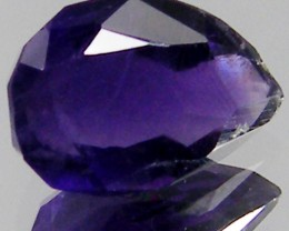 AMETHYST FACETED STONE  3.50 CTS ST 665