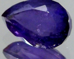 AMETHYST FACETED STONE  3.30 CTS ST 670