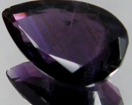AMETHYST FACETED STONE  6.30 CTS ST 673