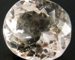 CHAMPAGNE HUE FACETED TOPAZ 9.05 CTS  ST 690