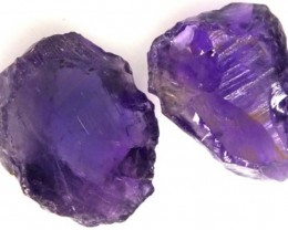 AMETHYST NATURAL ROUGH 15 CTS LG-876