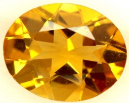 CITRINE NATURAL  FACETED HIGH CLARITY 1.85 CTS ADG-629
