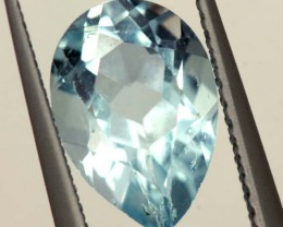 SWISS BLUE TOPAZ FACETED  2.4CTS  ADG-774