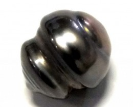 BLACK TAHITIAN CULTURED PEARL 8CTS ADG-824