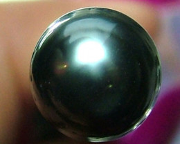 BLACK TAHITIAN CULTURED PEARL 5.20CTS ADG-823