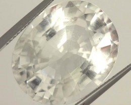 CLEAR QUARTZ  FACETED 16.70CTS ADG-837