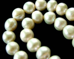 FRESH WATER PEARL STRAND-ROUNDS   9  MM  269.05 CTS [PF 806]