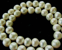 FRESH WATER PEARL STRAND-ROUNDS   9  MM  273.10 CTS [PF 808]