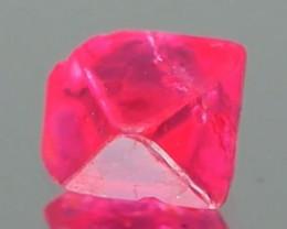 *$15 NR Bidding* Jedi Spinel Octahedron Crystal 0.48Ct