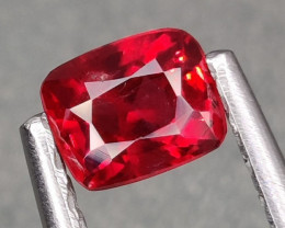 private auction 0.70 CTS WONDERFUL NATURAL SPINEL RED BURMA