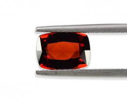 2.52 Cts Stunning Lustrous Natural Garnet