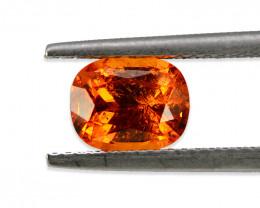 1.874 Cts Stunning Lustrous Natural Spessartite Garnet