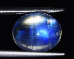 Natural Moon Stone 4.45 Cts Good Rainbow