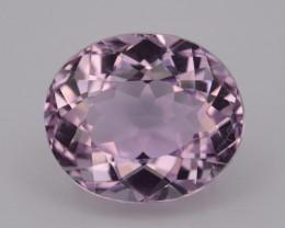 Natural  Kunzite 6.14 Cts Pink Color Gemstones