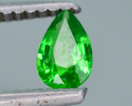 Lovely Cut 0.35 ct Tsavorite Garnet Ring Size~T