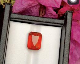Amazing 7.05 ct Clarity Hessonite Garnet