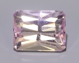 3.00 Cts~Natural kunzite pink color unheated