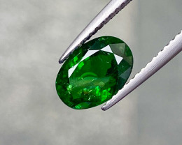 (CERTIFIED) Natural Tsavorite 2.49 Cts Remarkable Color and luster