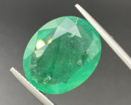 Natural Emerald 11.23 Cts Green Color Gemstone