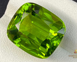 Top of the line Himalayan Peridot (Forest Green)