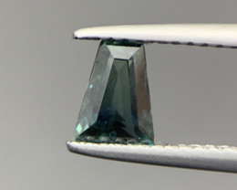 0.85 Crt Untreated Bi-Color Excellent Sapphire. Sp-93968