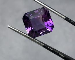 7.45 carats, Natural Amethyst.