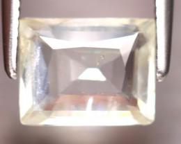 Unheated Sapphire 1.93Ct Natural White Sapphire D1605/B20