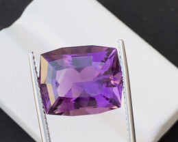 Amazing 11.25 Ct Gorgeous Color Natural Amethyst Amethyst