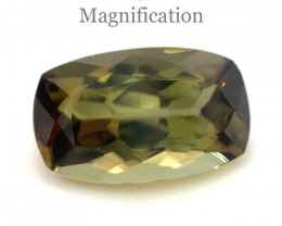 2.09ct Cushion Andalusite GIA Certified