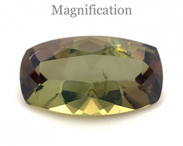 1.54ct Cushion Andalusite GIA Certified