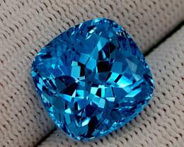 15CT BLUE TOPAZ BEST QUALITY GEMSTONE IIGC72