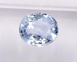 1.64ct unheated blue sapphire