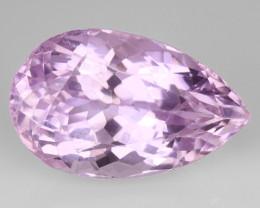 Kunzite 8.72 Cts Pink Color Natural Gemstone
