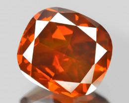 Diamond 1.05 Cts Sparkling Fancy Intense Red Natural Diamond