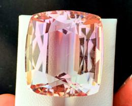 92.25 cts Natural Pink Kunzite Gemstone