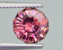 Imperial Pink Zircon 2.60 ct AAA Brilliance SKU.18