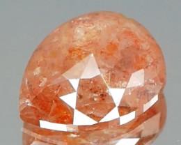 *Bidding Starts $15 NR* CHILLI PEPPER Diamond 0.99Ct Rare Color NoTREATMENT